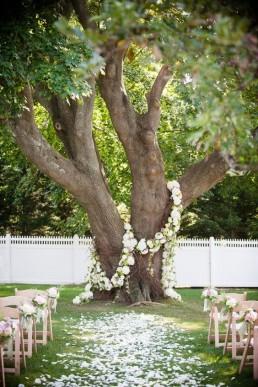 Lilas Wood fleuriste mariage à lyon en Rhône alpes - Inspiration Pinterest - Arche fleurie mariage naturelle