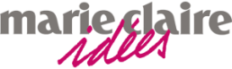 Logo marie claire idées - Atelier Lilas Wood - fleuriste mariage à lyon