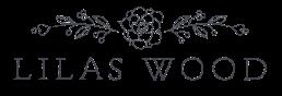 Logo Lilas Wood - Atelier Lilas Wood - fleuriste mariage à lyon