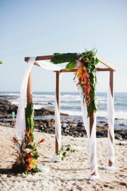 Lilas Wood fleuriste mariage à lyon en Rhône alpes - Inspiration Pinterest - Arche fleurie mariage tonnelle