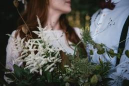 Bouquet de la mariée de l'atelier Lilas Wood fleuriste mariage Clermont-Ferrand en Auvergne - Photographie Zéphyr et Luna
