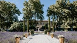 Fleuriste mariage Clos saint Estève en Provence